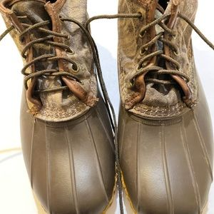 LL Beans Maine Hunting shoe/ boots